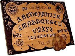 Tabla de Ouija