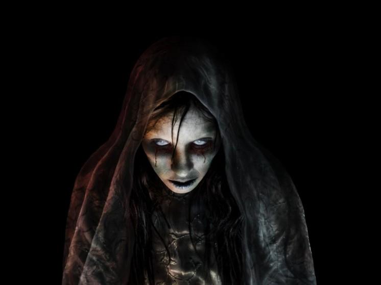 Un espíritu aterrador