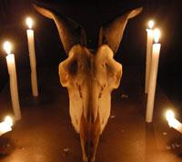Invocación satánica del Deseo