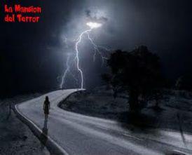 Historia real del fantasma de la Carretera